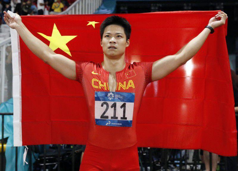 VĐV Trung Quốc đạt thông số chạy 100m ấn tượng trước thềm Olympic Tokyo 2020