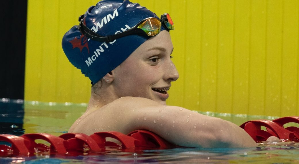 Cô bé 14 tuổi niềng răng vào chung kết Olympic Tokyo nội dung Ánh Viên tham dự