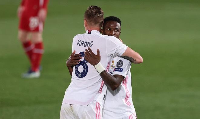 Chiêm ngưỡng pha kiến tạo xuất thần của Toni Kroos cho Real Madrid