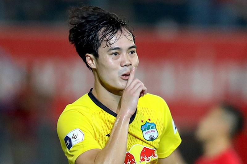 Vua phá lưới V.League 2021: Văn Toàn dẫn đầu, Công Phượng bám sát