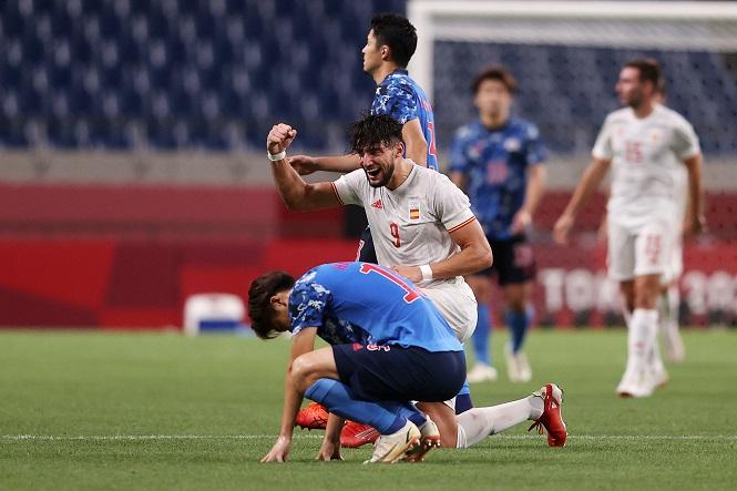 U23 Nhật Bản thua đau ở hiệp phụ, Tây Ban Nha tranh HCV Olympic