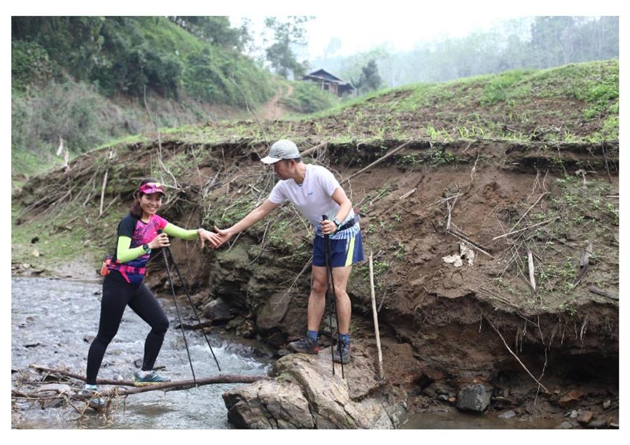 Vận động viên Ba Be Jungle Marathon luyện tập thế nào trong những ngày giãn cách?