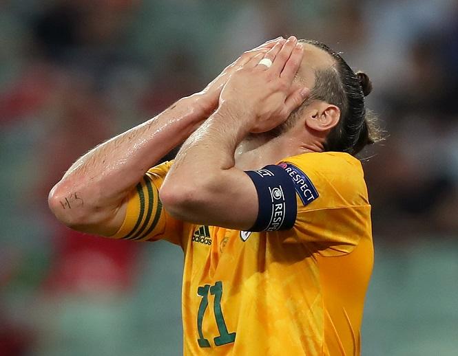 Gareth Bale với nỗi buồn sút phạt đền tại EURO sau 21 năm