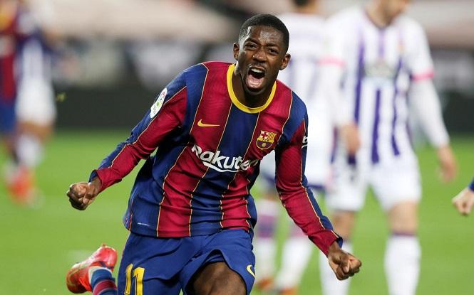 Barca rút ngắn 11 điểm với Atletico Madrid theo cách kinh ngạc