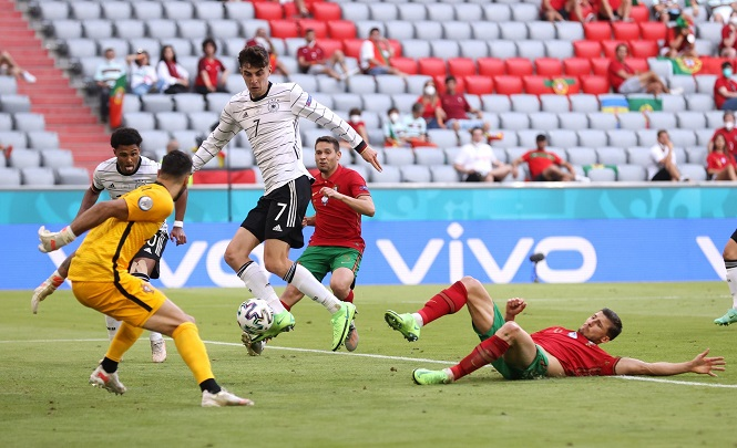 Cục diện bảng F tại EURO 2021: Hấp dẫn đến cùng cho Đức, Pháp, Bồ