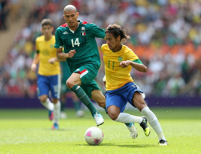 Giấc mơ vàng Olympic của U23 Brazil trước nỗi ám ảnh Mexico