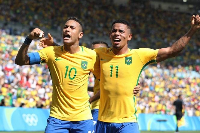 Những điều kỳ lạ của đội bóng đá nam Brazil trong lịch sử Olympic