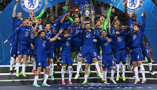 """Chelsea đối mặt """"bảng tử thần"""" dù vô địch Champions League"""