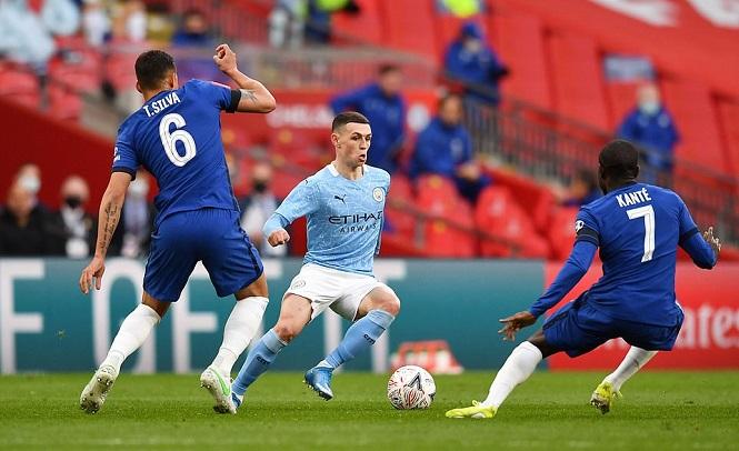 Chelsea khiến Man City hết cơ hội đoạt cú ăn 4 lịch sử