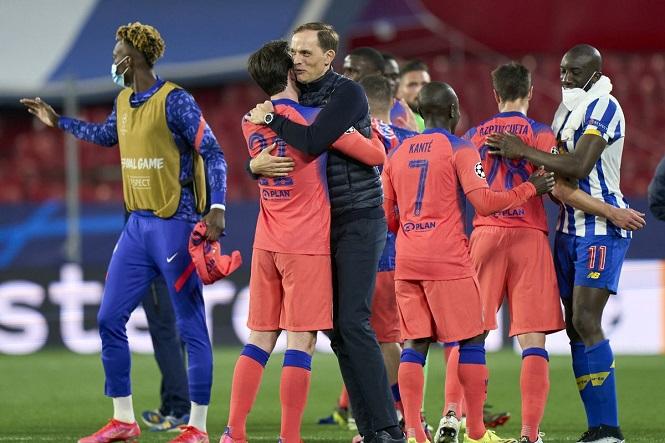 Link xem trực tiếp Chelsea vs Porto, cúp C1 hôm nay 14/4