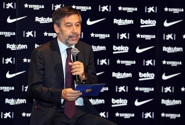 Barca thời Chủ tịch Bartomeu mua hụt đội hình hơn nửa tỷ euro