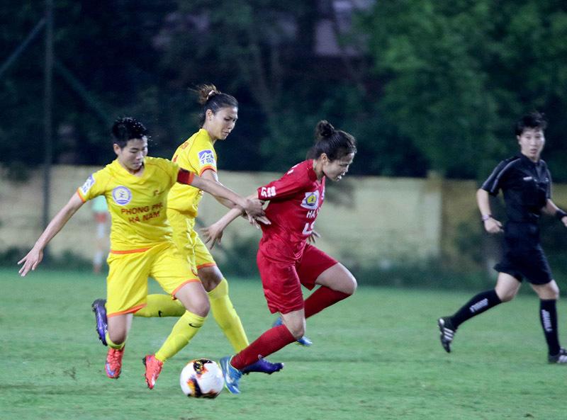 Lịch thi đấu bóng đá nữ VĐQG Việt Nam 2020 vòng 7
