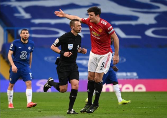 MU bị từ chối phạt đền trước Chelsea vị trọng tài... sợ tranh cãi