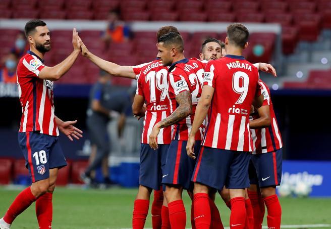 Tin bóng đá 10/8: Danh tính 2 cầu thủ Atletico nhiễm Covid-19
