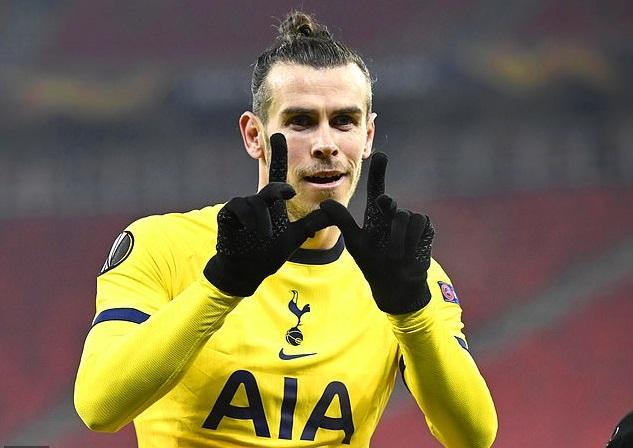 """Mourinho """"quay ngoắt"""" thái độ với Gareth Bale ở Tottenham"""