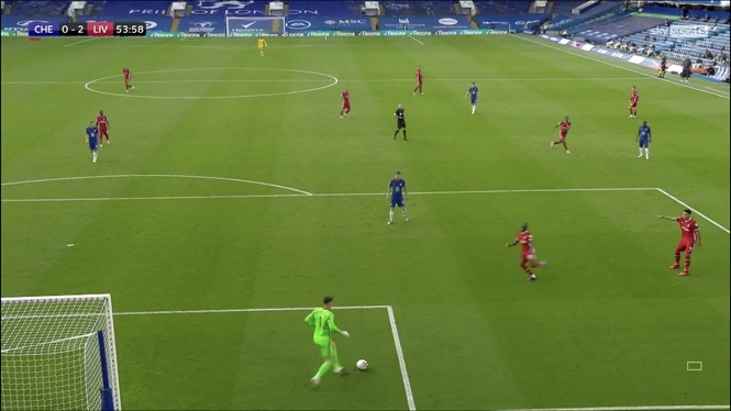 Kepa lại mắc sai lầm tệ hại khiến Chelsea thêm đau khổ