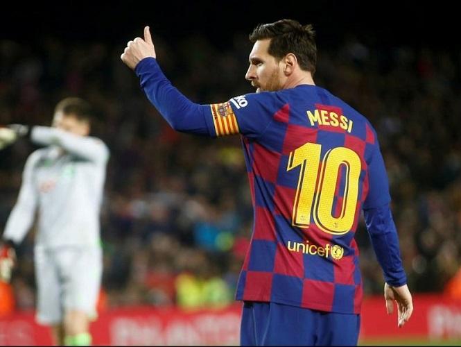 Sức ép chờ đón Messi như thế nào?