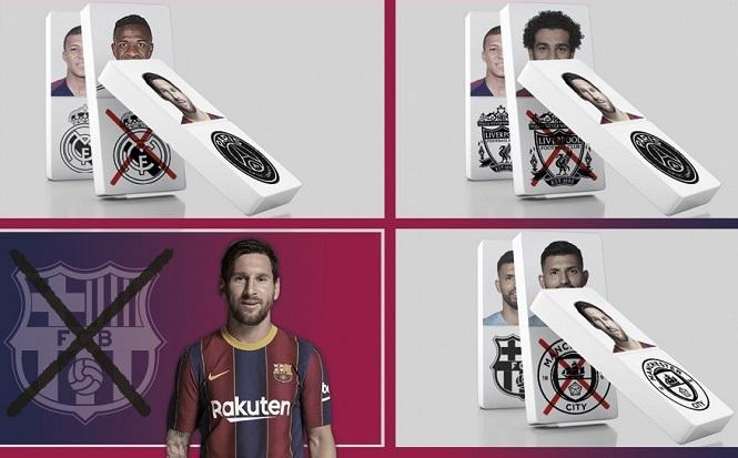 Quyết định của Messi có thể gây ra cơn địa chấn trong làng bóng đá