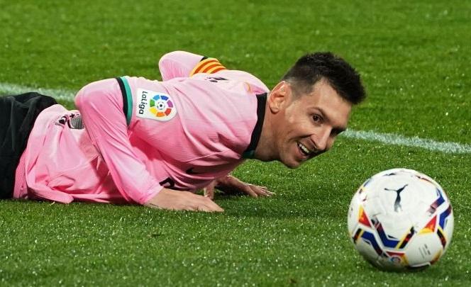 Hợp đồng cuối cùng của Messi gây choáng về số tiền khổng lồ