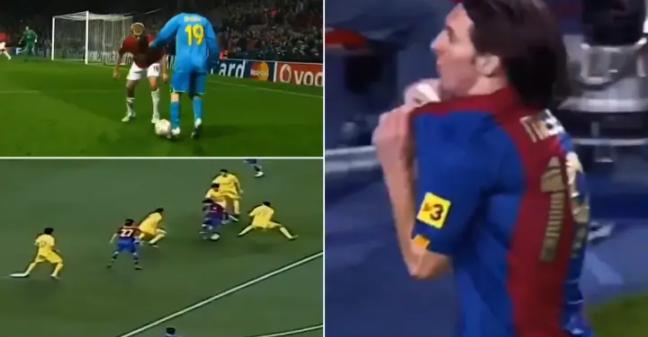 Thành tích phi thường của Messi ở tuổi 19 gây kinh ngạc