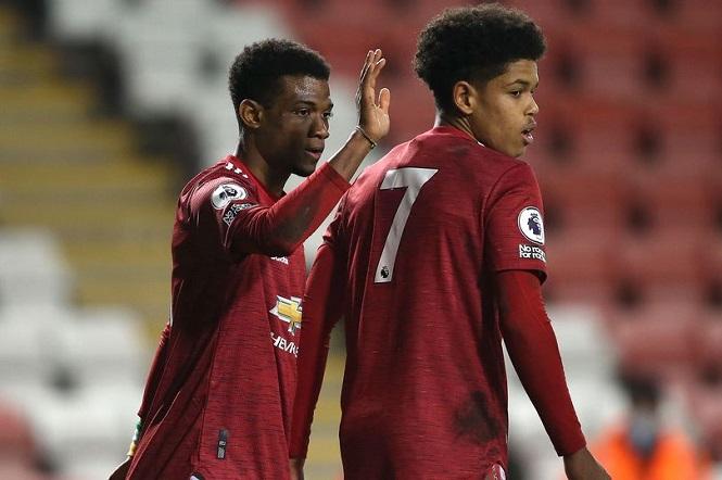 Xem Amad Diallo lập hat-trick kiến tạo và ghi bàn cho MU