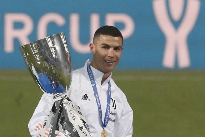 Cristiano Ronaldo kỷ niệm sinh nhật thứ 36 bằng kỷ lục mới