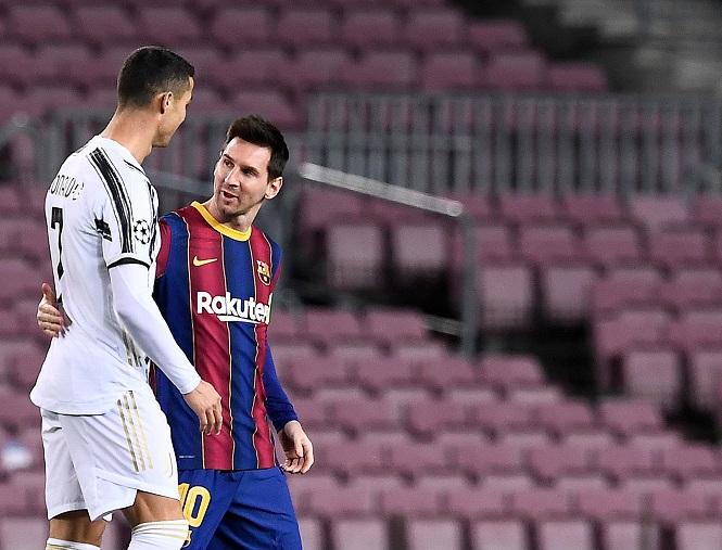 Messi còn kém Ronaldo bao nhiêu bàn thắng trong sự nghiệp?