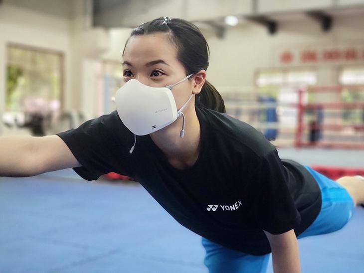 Hot girl cầu lông Nguyễn Thùy Linh đánh giá khả năng Việt Nam qua vòng bảng Sudirman Cup