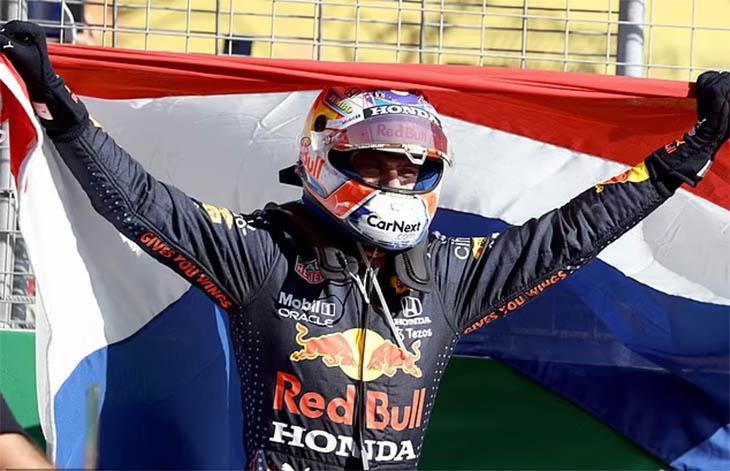 Kết quả F1 Grand Prix Hà Lan: Verstappen lại vượt Hamilton trên BXH tổng
