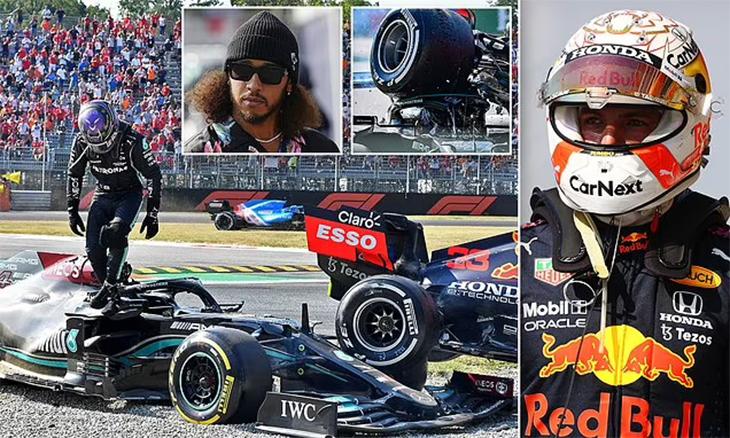 Kết quả đua xe F1 Grand Prix Ý mới nhất: Verstappen suýt cán nát đầu Hamilton