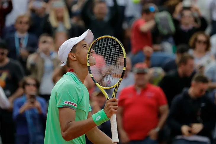 Kết quả US Open hôm nay 28/8: Antoine Hoang vào vòng chính