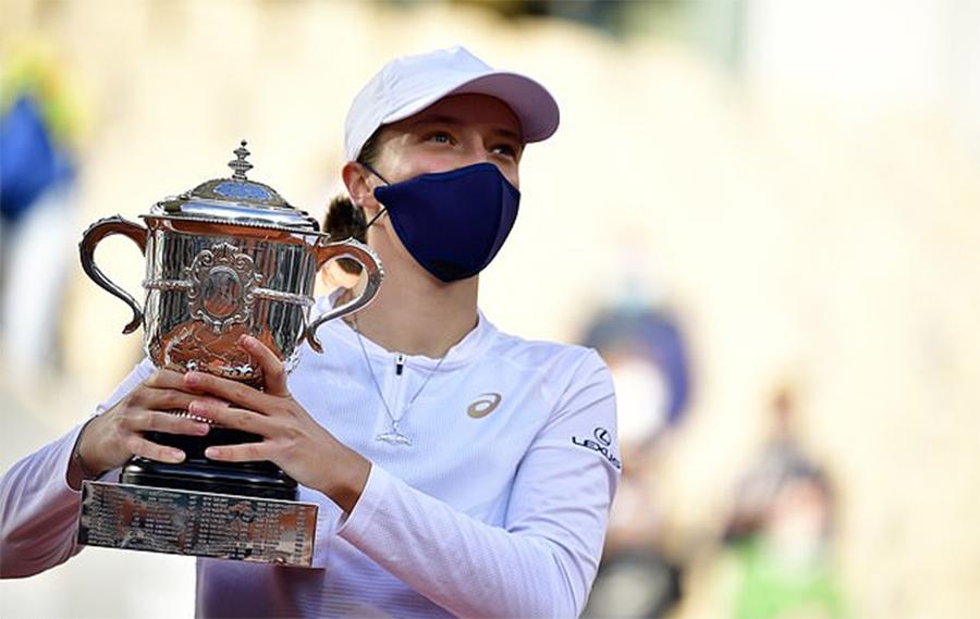 Chung kết đơn nữ Roland Garros: Iga Swiatek lần đầu vô địch Grand Slam