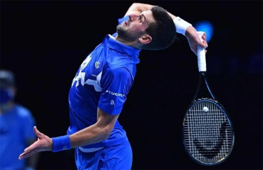 Link xem trực tiếp Djokovic vs Zverev, vòng bảng ATP Finals 2020