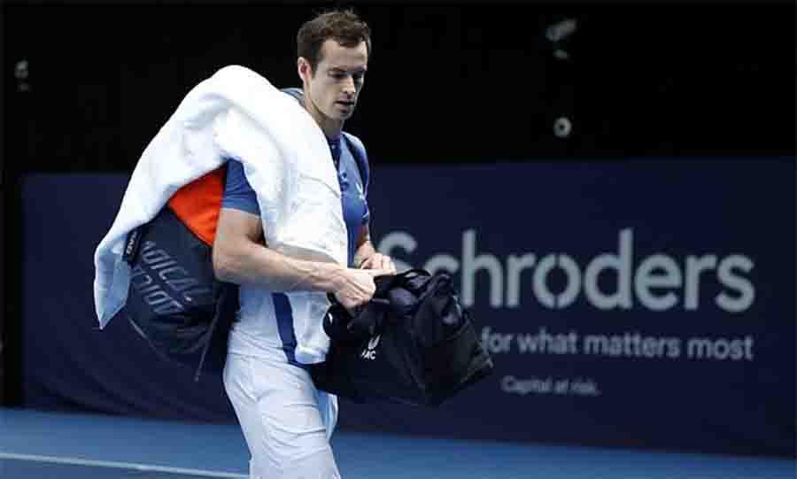Andy Murray muốn bỏ tennis sang golf hoặc bóng đá do hết chịu nổi chấn thương lắt nhắt