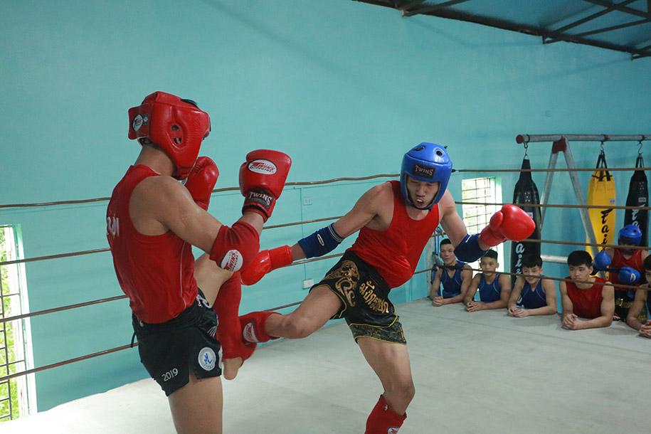 Tuyển Kickboxing Việt Nam công bố danh sách tập trung tiền SEA Games