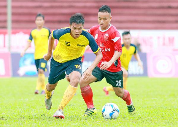 Lịch thi đấu giải hạng Nhì Quốc gia 2021