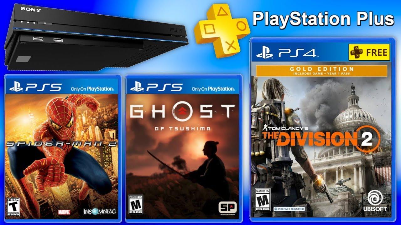 Danh sách game PS5: Spider Man, GTA V cùng hàng loạt bom tấn