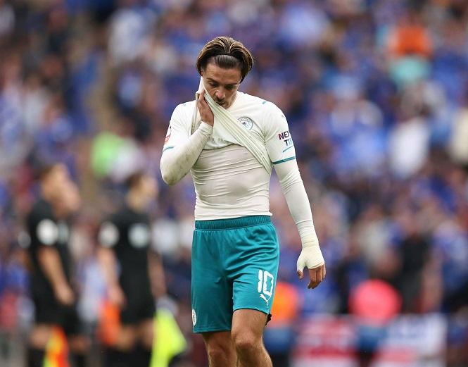 Guardiola bảo vệ Jack Grealish sau khi Man City thua Leicester