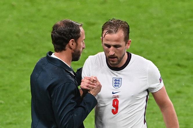 """CĐV Anh lo ngại về """"thảm họa"""" Harry Kane ở trận gặp Scotland"""