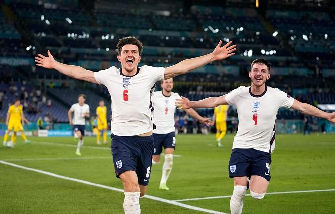 Chấm điểm tuyển Anh: Bộ đôi hậu vệ MU rực sáng trước Ukraine