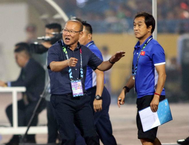 Bộ não của thầy Park chỉ ra yếu tố còn thiếu để Việt Nam giành vé dự World Cup 2022