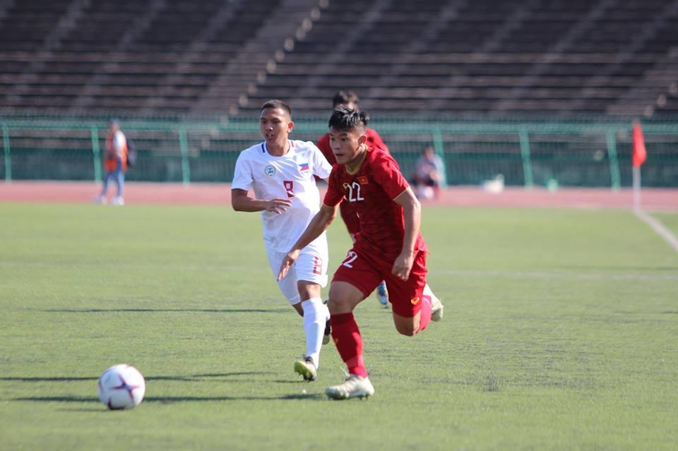 Đánh bại Đông Timor 4-0, U22 Việt Nam sớm giành vé vào Bán kết giải Đông Nam Á 2019