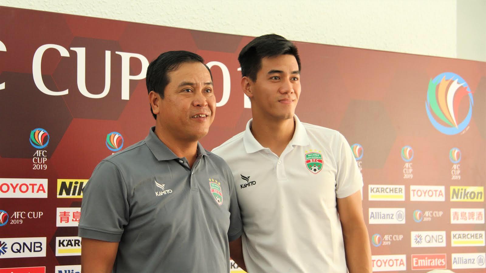 HLV Bình Dương lý giải về việc giảm án sớm cho cựu thủ môn ĐT Việt Nam