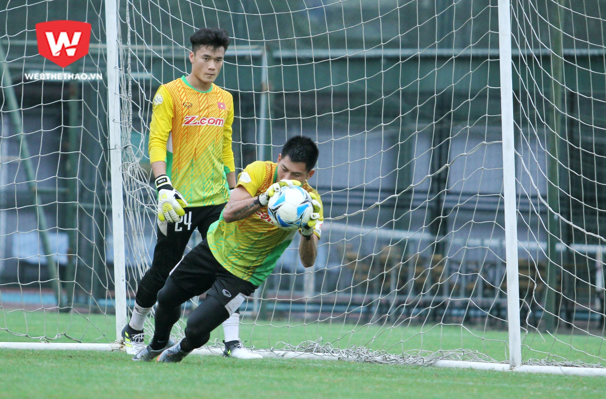 """Văn Lâm xuất ngoại là cơ hội để """"hàng thải"""" của HAGL trở thành thủ môn số 1 V.League"""
