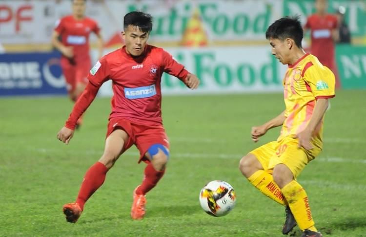 Nhận định các trận đấu còn lại tại vòng 1 V.League 2019: CLB Nam Định và Hải Phòng giành 3 điểm?