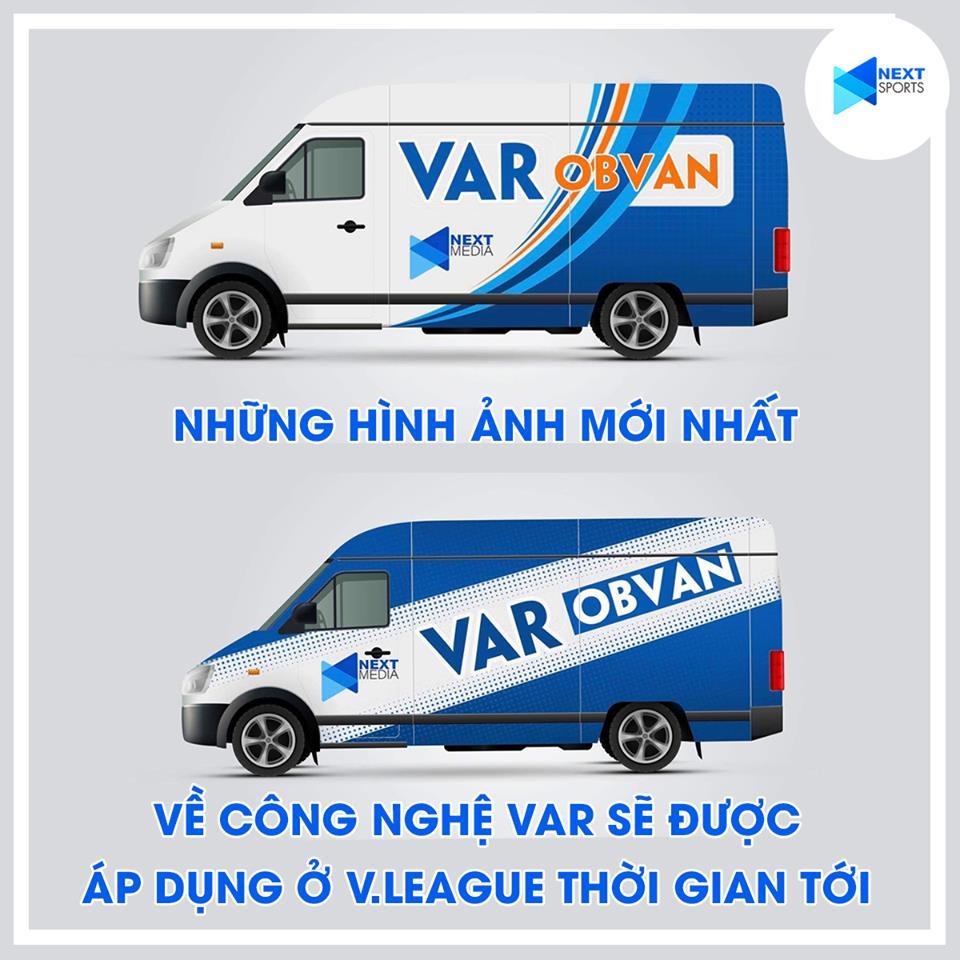 Chủ tịch VPF lên tiếng về hình ảnh xe VAR của V.League xuất hiện trên mạng
