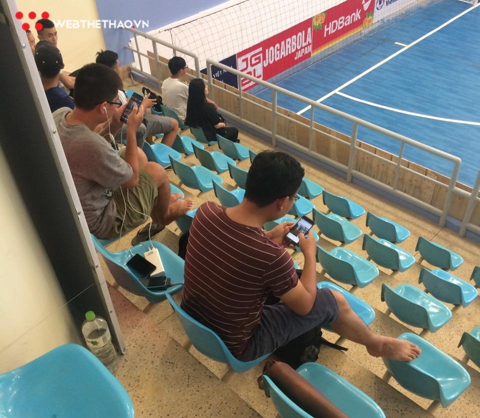 """Những vị khách """"đặc biệt"""" này có khiến giải futsal Quốc gia 2019 xuất hiện nghi án tiêu cực?"""