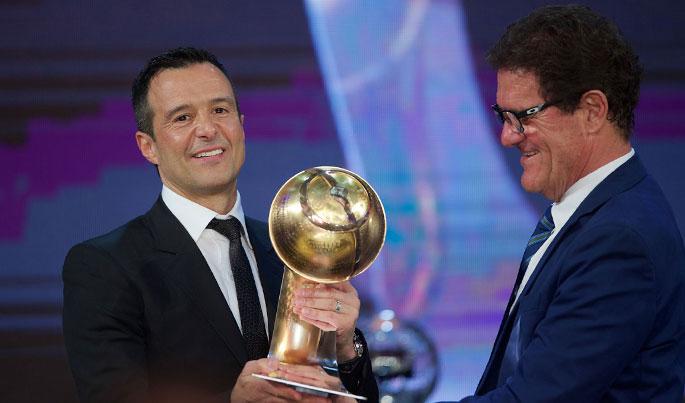 Hụt bóng vàng, Ronaldo được an ủi bằng giải thưởng Toàn cầu