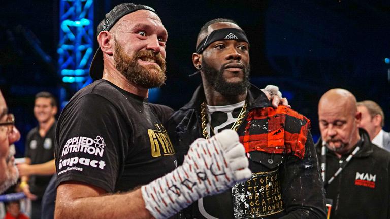 Quản lí của Deontay Wilder phủ nhận ngày tái đấu Tyson Fury đã công bố