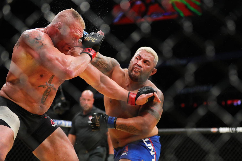 TRỰC TIẾP UFC on ESPN 1: Ngannou vs Velasquez